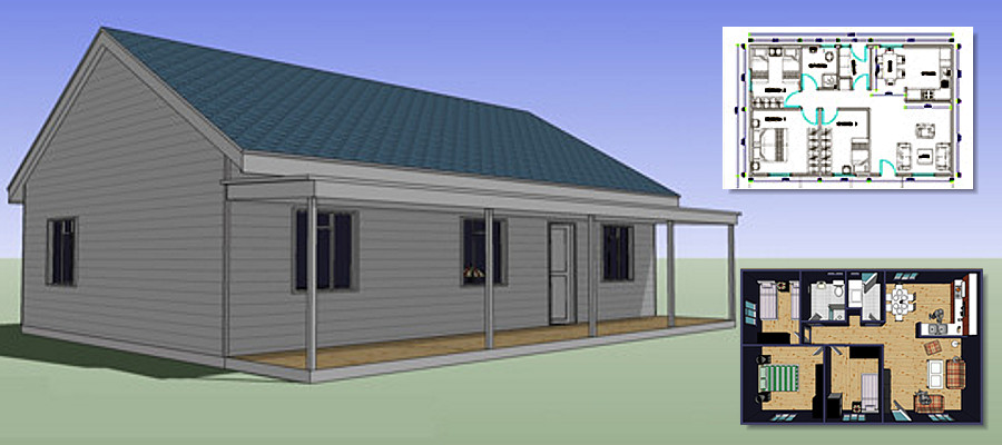 Metal barn with living quarters plans joy studio design for Metal buildings with living quarters plans