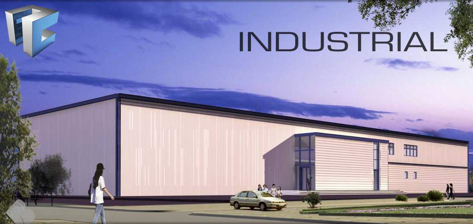 Real Home Quality Prefabricated Industrial Construction